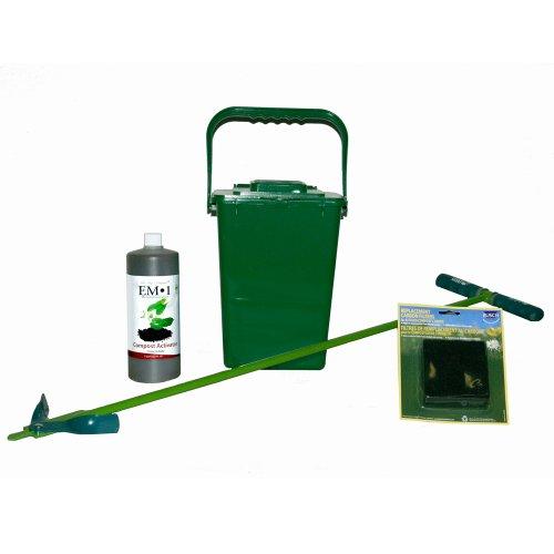 Exaco Eco 4 Composting Starter Kit
