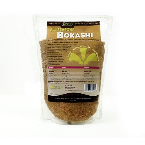 Scd Probiotics All Seasons Bokashi Compost Starter And Soil Innoculant - 22 Lbs pack Of 2