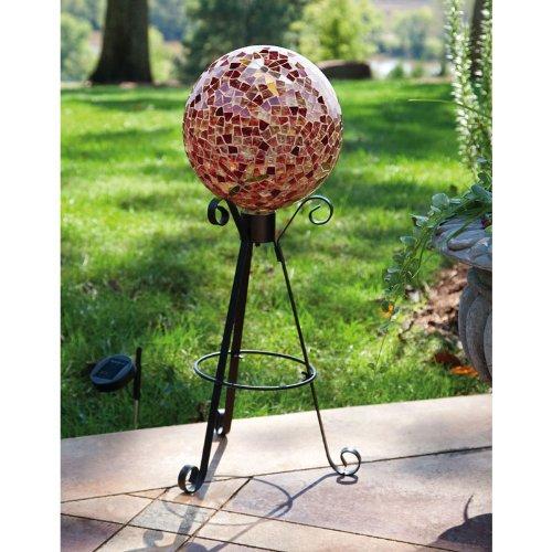 Gazing Ball Stand Solar
