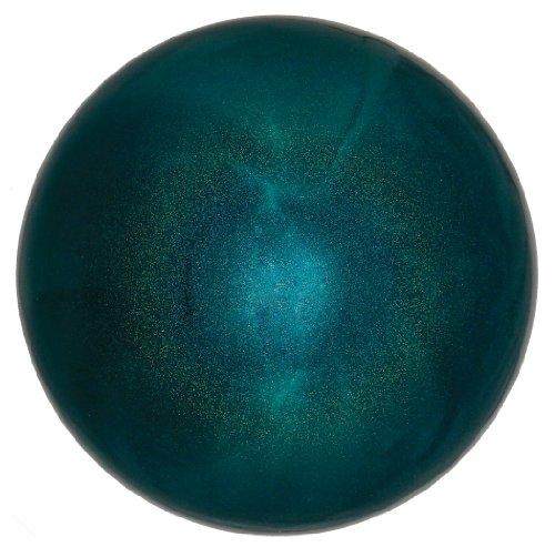 Vcs Tsd08 Mirror Ball 8-inch Turquoise Stardust Stainless Steel Gazing Globe