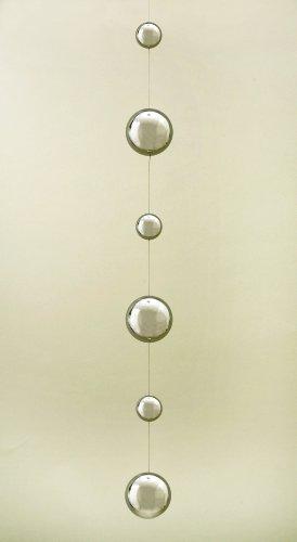 Gw Schleidt Gc33 Gazing Chain 6 Balls Stainless Steel 64-inch
