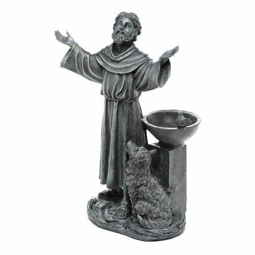 St Franciss Blessing Garden Statue Religious Statues Garden Sculptures Yard Statues