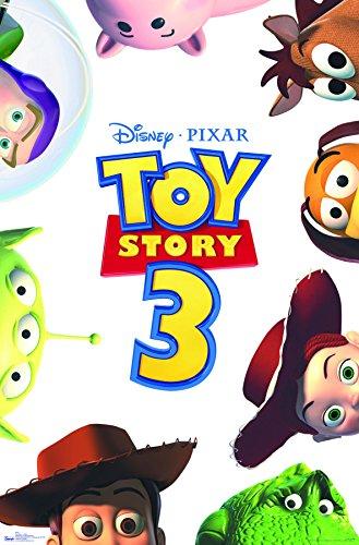 Trends International Toy Story 3 Gaze Wall Poster 22375 x 34