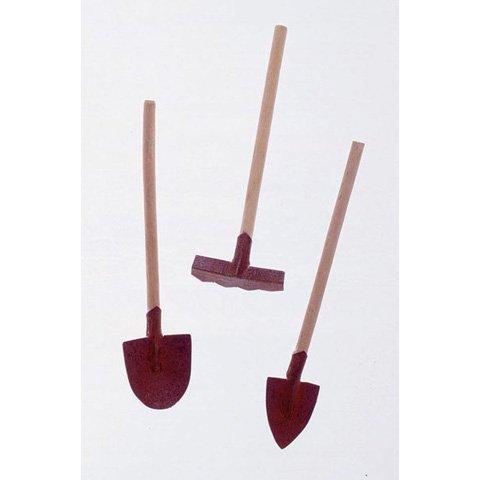 Garden Mini Tools - Fairy Village Miniature Gardening Decoration Pieces Accessories