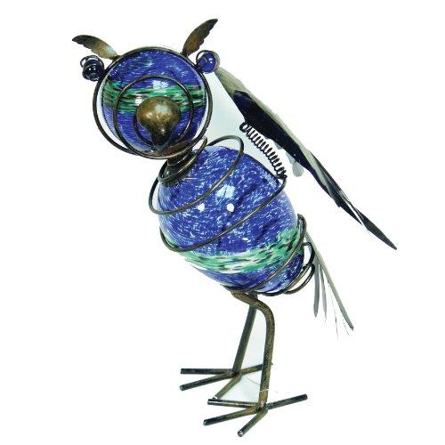 Echo Valley 4271 Illuminarie Horned Owl Yardbird