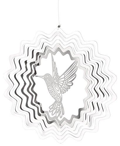 Woodstock Shimmers Hummingbird Suncatcher Spinner