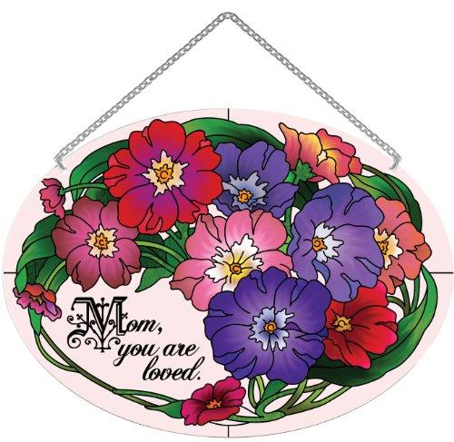 Joan Baker Designs Lo281r Primrosemom You Are Loved Suncatcher 9 By 65-inch