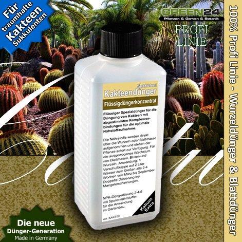 Cactus Feed - Succulent Plant Liquid Fertilizer Hightech Npk Root Soil Foliar Fertiliser - Prof Plant Food