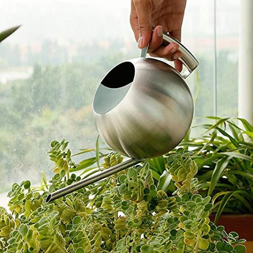 xmke96 Long Spout Spherical Succulent Plants Flowers Watering Can Pot Garden Tool 1L