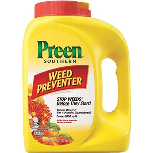Lebanon Chemical Corp 24-63844 Preen Southern Garden Grass Weed Preventer