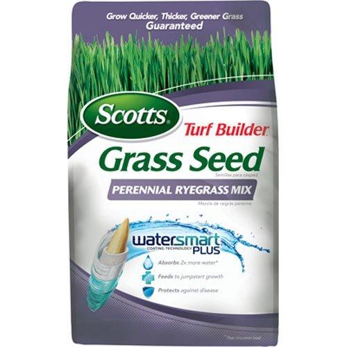 Scotts Turf Builder Grass Seed - Perennial Ryegrass Mix 7-pound