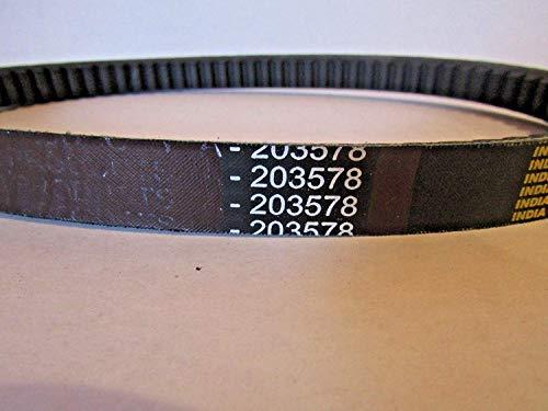 203578 203578A Exact OEM SPEC Kevlar GO CART Belt Comet 12-13048 13048 Symmetric  Free EBOOK - Your Lawn Lawn Care -