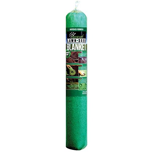 Amturf Lawn Seed Blanket 25 Sq Ft