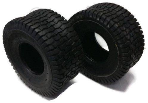 Pair Of 15x600-6 Lrb4 Ply Transmaster Lawn Tractorgardenturf Tires