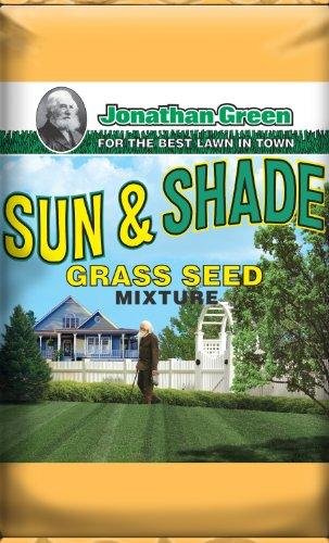 Jonathan Green Sun and Shade Grass Seed 7-Pound