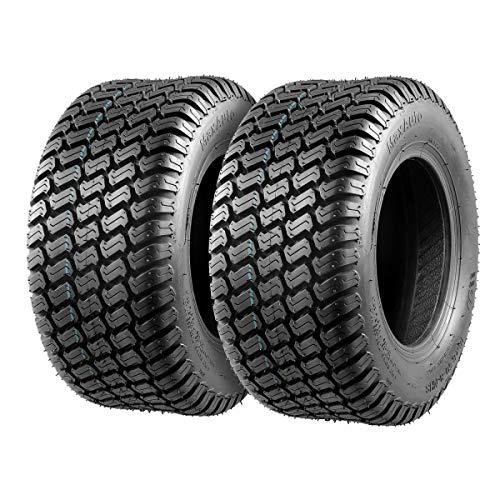 Set of 2 16x65-8 16x65x8 Tires Lawn Mower Tractor 4PR TubelessDOT Compliant