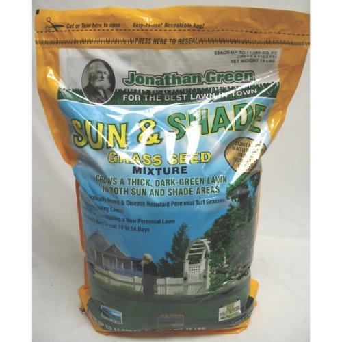Jonathan Green Sun And Shade Grass Seed 15-pound