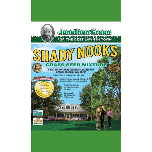 Jonathan Green 11957 Shady Nooks Grass Seed Mix 3 Pounds