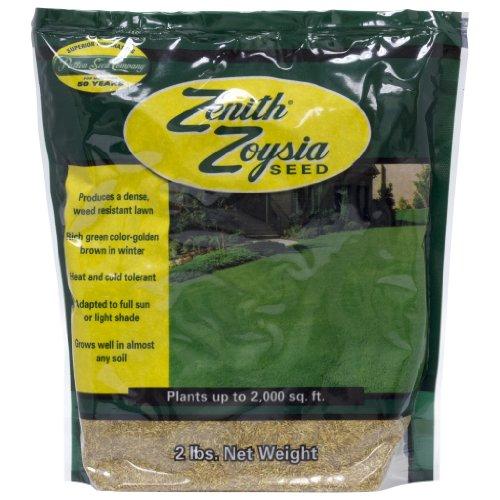 Zenith Zoysia Grass Seed 2 Lbs 100 Pure Seed