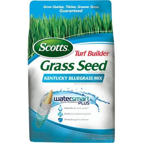 Scotts Turf Builder Grass Seed - Kentucky Bluegrass Mix 7-Pound Not Sold in Louisiana