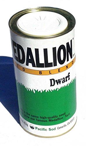 Medallion II Dwarf Fescue Seed Blend 16 oz Shaker