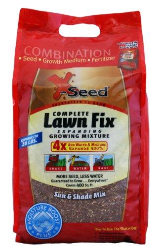 X-Seed Complete Lawn Fix 45 lb Lawn Repair-Tall Fescue