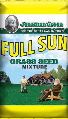Jonathan Green 10880 Full Sun Grass Seed Mix 7 Pounds