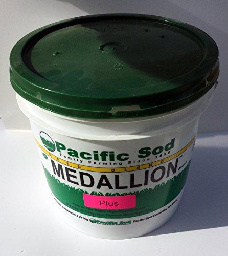 Medallion Plus Tall Fescue Blend 9010 Premium Grass Seed Blend - 5 LBS
