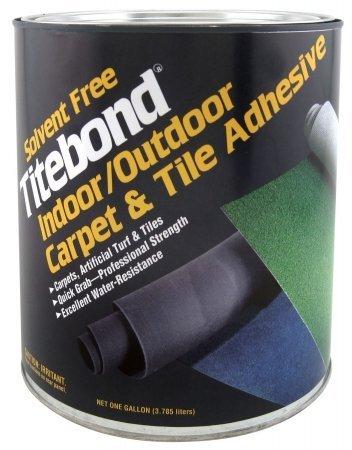 Titebond 5146 1 Gallon Titebond&reg Indooramp Outdoor Carpetamp Tile Adhesive