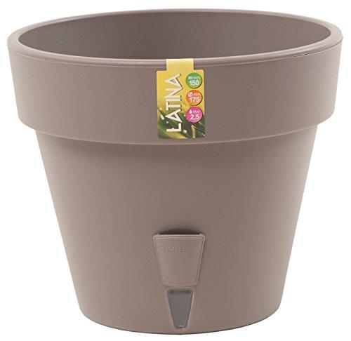 Santino Self Watering Planter LATINA 92 Inch Shade Flower Pot