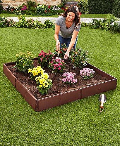 Raised Garden Bed Set