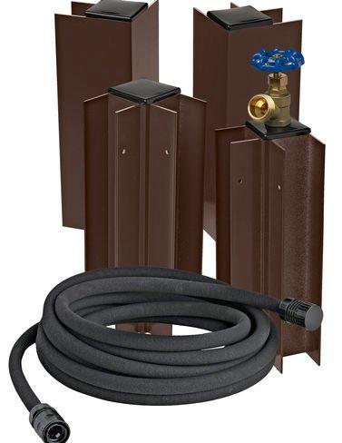 Aquacorner8482 Raised Bed Soaker System 8 Corners