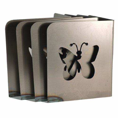 Art Of The Garden M Brace Raised Garden Bed Corners Butterfly Set Of 4