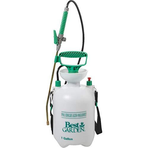 SIM SUPPLY Best Garden 1 Gal Tank Sprayer with Brass Wand - 1 Each