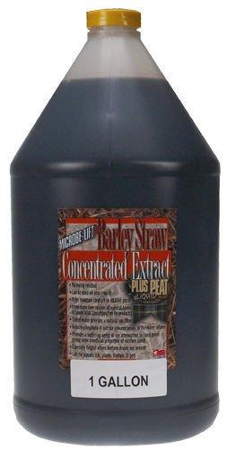 Microbe-Lift Pond Barley Straw Extract  Peat 1 Gallon --PEWT43 65234R3FA731588