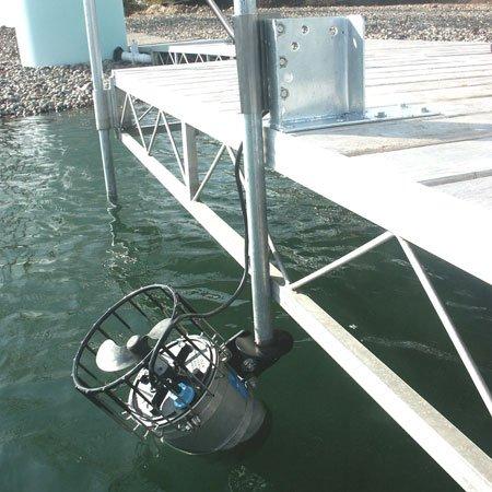 Kasco Marine De-Icer Universal Dock Mount