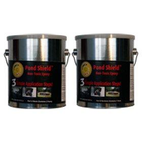 Pond Armor Pond Shield Epoxy 1-12 Gallon Kit - Black