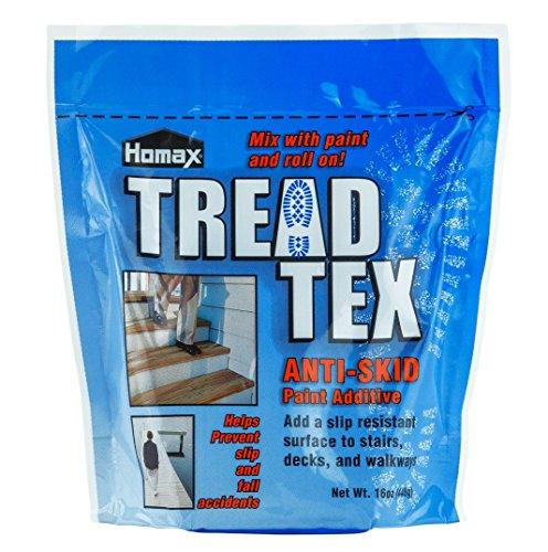Homax Tread-Tex Anti-Skid Slip Additive For Swimming Pool Paint-1 lb