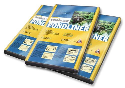 PVC Fish Pond Water Garden Liner 9 9 X 16 4 20 mil 0050 15 Yr Guarantee