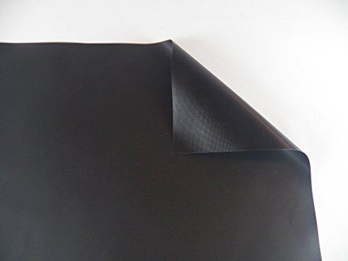 Vinyl Pond Liner 20 Oz 22 Mil Heavy Duty Black Tarp 20 X 30