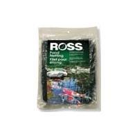 Ross 16514 14-foot X 14-foot Pond Netting Black