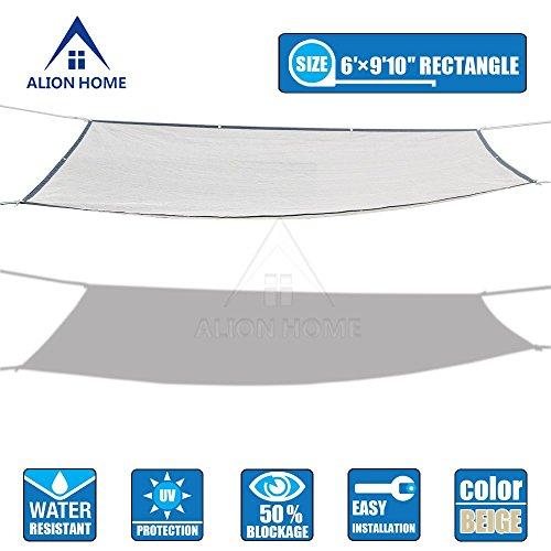 Alion Homecopy Hdpe 50 Sun Block Garden Netting Mesh 6x910 Beige