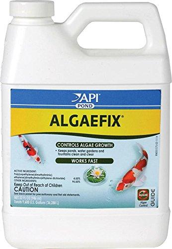 Api Pondcare Algaefix Alage Control 32-ounce