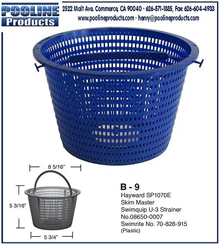 Pooline Products B-9 Basket for Hayward SP1070E Skimmer