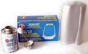 Boxer - 4 Oz Vinyl Swimming Pool Liner Repair Kit