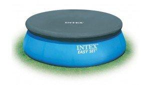 INTEX 12 Easy Set Swimming Pool Debris Cover Tarp  58919E