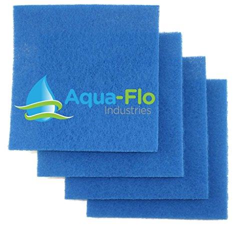 Aqua-Flo 12x 12x 1 Rigid Pond Filter Media 4 Pads 4 square Feet