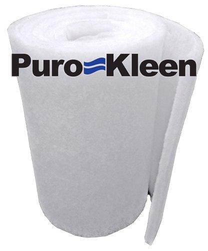Puro-kleen Ultra-guard Premium Pondamp Aquarium Filter Media 12 Inches X 6 Feet