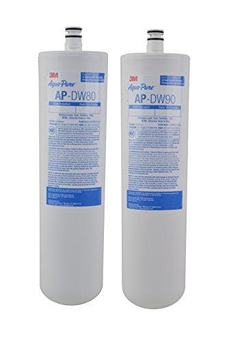 3m Aqua-pure Under Sink Replacement Water Filterndash Model Ap-dw8090