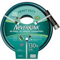 Teknor Apex 8615-130 Neverkink Heavy Duty Water Hose 58-Inch by 130-Feet